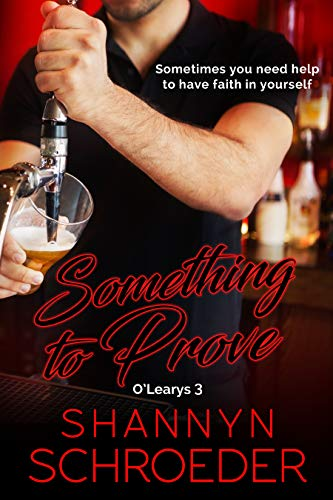 Something to Prove (O'Learys  Book 3) (English Edition)