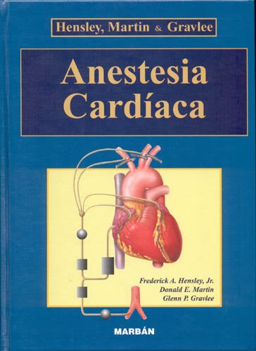 Anestesia cardiaca por Vv.Aa