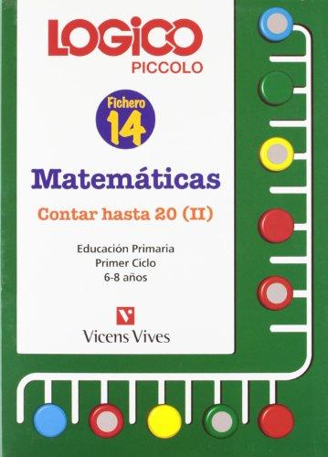 Logico Piccolo. Contar Hasta 20 - 9788431646035
