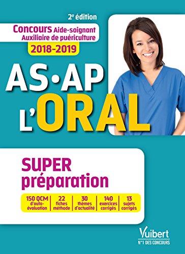 Concours AS-AP : L'oral