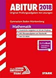 Abiturprüfung BaWü - Mathematik -