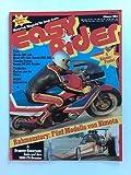 Motorrad-Magazin für junge Leute. Ausgabe 1/1984
