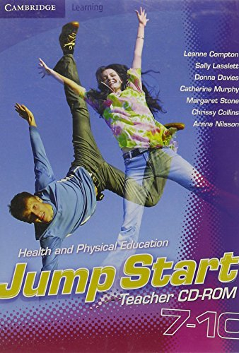 Jump Start 7-10 Teacher CD-ROM: Health and Physical Education