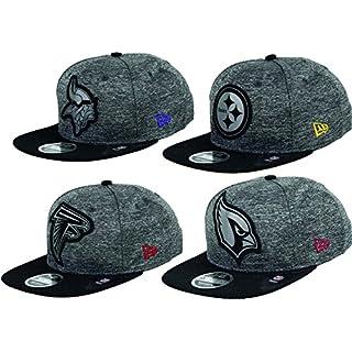 New Era Minnesota Vikings 9fifty Snapback Grey Collection Black/Grey - M - L