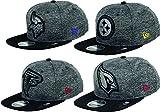 New Era Atlanta Falcons - 9fifty Snapback - Grey Collection - Black/Grey - S-M (6 3/8-7 1/4)