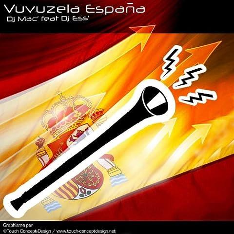 Vuvuzela España (Radio Edit)