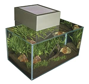 Fluval Edge 23L Aquarium - Pewter by Hagen