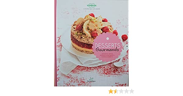 Pdf gourmands thermomix desserts