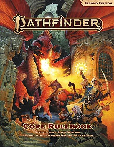 Pathfinder Core Rulebook (P2) Core