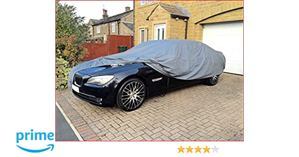 HEAVY DUTY QUALITY CAR COVER COTTON LINED FOR VAUXHALL ASTRA CONVERTIBLE