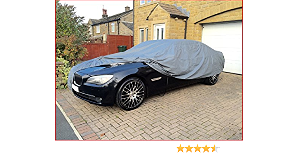Cotton Lined AUDI A3 RS3 Fully Waterproof Car Covers Heavy Duty