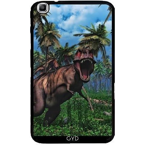 Custodia per Samsung Galaxy Tab3 8.0 SM-T310 - Tyrannosaurus Rex 3 by Gatterwe - Accessori Per La T-rex Reptile