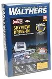 Walthers Cornerstone 933-3478 - Autokino Skyview, Gebäude