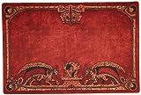 Pegasus Spiele Arcane Tinmen 20107 - Spielmatte, Drachen rot