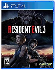 Capcom Resident Evil 3 (PS4)