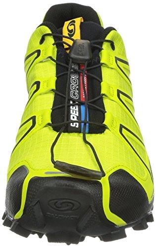 Salomon Speedcross 3 Chaussure Course Trial yellow