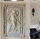 El papel tapiz mural 3D se ve hermoso y protege tus paredes. Cada producto tiene un efecto visual diferente y tiene su propia tecnología única . El producto garantiza calidad, no contaminación, ni olor, por lo que tiene un ambiente de vida creativo ...