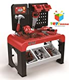 #8: Toys Bhoomi 3 in 1 Play & Learn Kids Tools Workshop Bench for Junior Builders