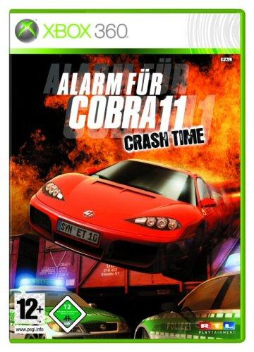 Alarm für Cobra 11: Crash Time Xbox 360-lkw-spiele