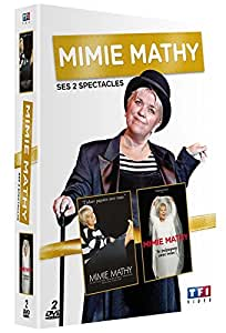 Mimie Mathy, ses 2 spectacles