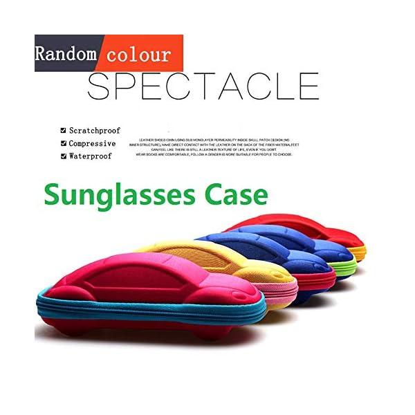 Flyfish Gafas de sol geniales para niños Gafas de sol para niños Niños Chicas Sunglass UV 400 Protección con estuche… 5