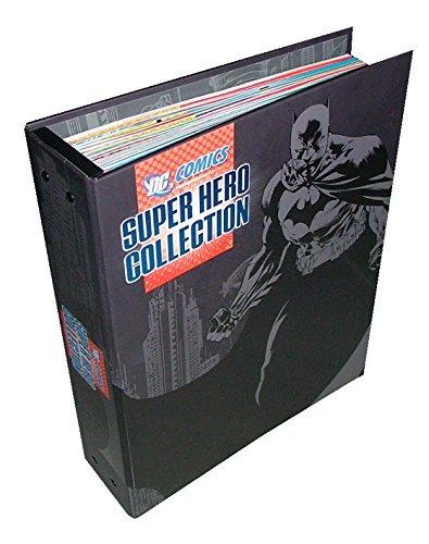 Archivador 20 revistas colección DC Super Hero Collection