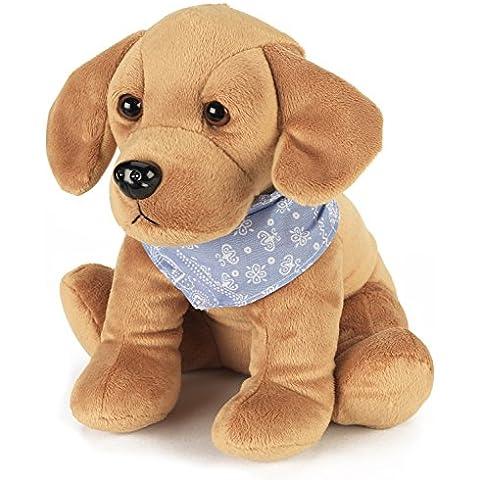 Warmies Cozy Mascotas Alfie Labrador Microwaveable Peluche
