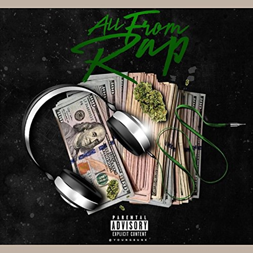 All from Rap (feat. HighRoller Don) [Explicit]