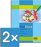 Idena 212013 Malblock A4