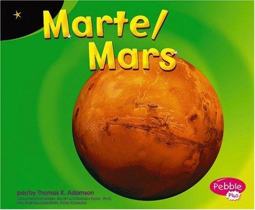 Marte/Mars (Pebble Plus Bilingual)