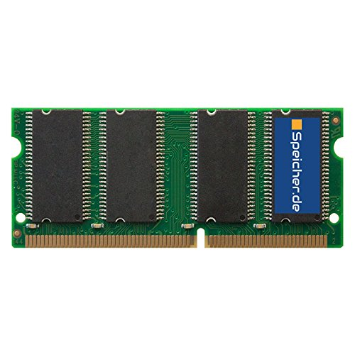 SAMSUNG 256MB RAM Speicher - M464S3254CTS-L7A SDRAM SO DIMM 133MHz PC133S 144 Pin DIMM 3,3 Volt (144-pin Sdram 133mhz)