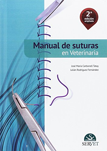 Manual de suturas en veterinaria