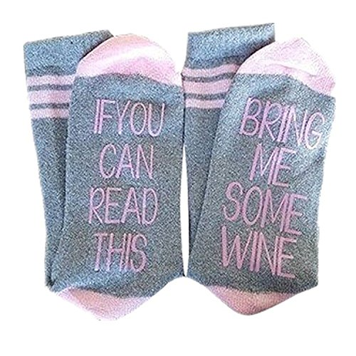 Bepo-Unisex-IF-You-Can-Read-This-Please-Bring-Me-Some-Wine-Socks