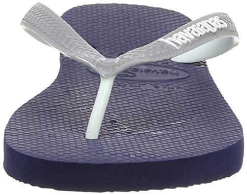 Havaianas Top Mix 4115549, Infradito Unisex – Adulto Multicolore (Navy Blue/Grey/White / 3227)
