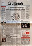 Telecharger Livres MONDE LE No 18071 du 01 03 2003 SUPPLEMENT LE MONDE TELEVISION JOSEPH STALINE ARCHIVES SOVIETIQUES NOUVELLES IMAGES LA HAUSSE DU CHOMAGE ET LA DETRESSE DES LICENCIES LA CRISE IRAKIENNE NOUVEAU RAPPORT DES INSPECTEURS VENDREDI A L ONU DES RESULTATS TRES LIMITES SELON HANS BLIX BAGDAD PRET A ACCEPTER LA DESTRUCTION DE SES MISSILES LA RUSSIE CHERCHE A MENAGER PARIS ET WASHINGTON JOSPIN LA FRANCE DOIT MAINTENIR SON OPPOSITION A LA GUERRE DECENTRA (PDF,EPUB,MOBI) gratuits en Francaise