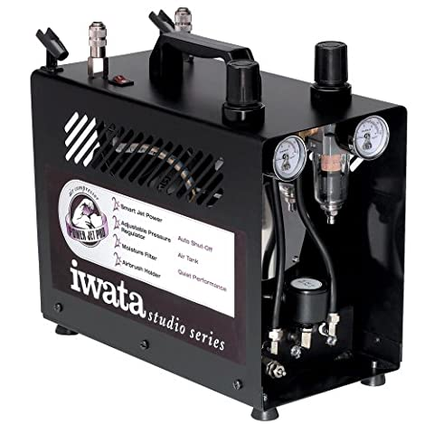 Iwata Studio Series Power Jet Pro Compressor