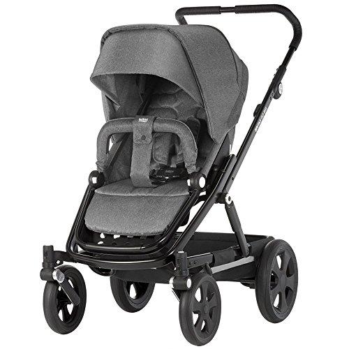Preisvergleich Produktbild Britax Römer Go Big Kinderwagen - Modell 2017, Farbvariante:grey melange
