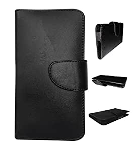 Fastway Rich Leather Carry Case Cover Pouch For Gionee Gpad G5