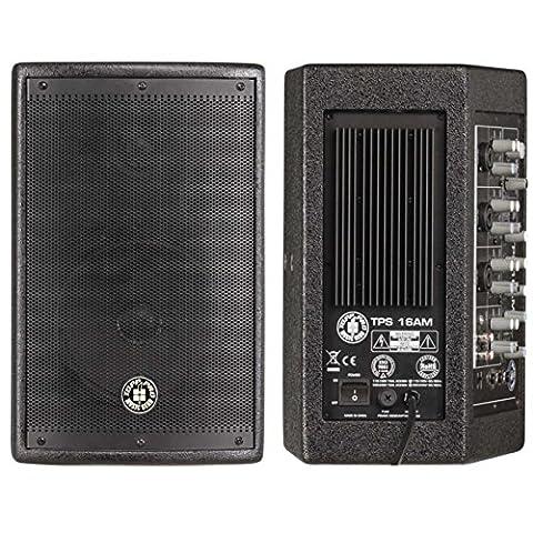 Topp Pro tps16amub Diffusor mit Mixer und Media Player (Cabinet Grille)