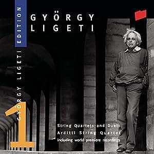 Ligeti: String Quartets & Duets