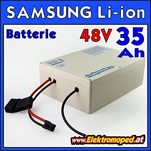 FREAKYSCOOTER 48V 35Ah Samsung 35E batería Litio-Ion