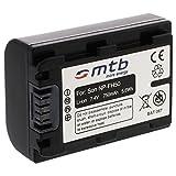 Batteria NP-FP50/FH50 per Sony DSC-HX1, HX100, HX100V, HX200V … (vedi lista)