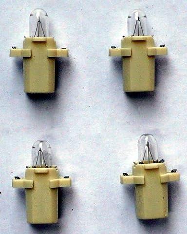 4x 2.0W Dash Ampoules pour votre type de T2525T3Van/camping-car/Transporter