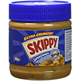 SKIPPY Beurre de Cacahuètes Super Crunch - Lot de 3