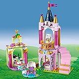 LEGO Disney PrincessTM - La célébration royale d'Ariel, Aurore et Tiana - 41162 -...