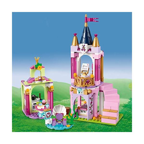 LEGO Disney Princess - I festeggiamenti reali di Ariel, Aurora e Tiana, 41162 2 spesavip