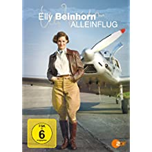 Coverbild: Alleinflug - Elly Beinhorn
