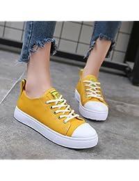 GAOLIM Chaussures Femmes Chaussures Femmes De L'Été Et Avec La Partie Responsable De Rez-De-Tête De Petites Chaussures 3tSQIJutK1