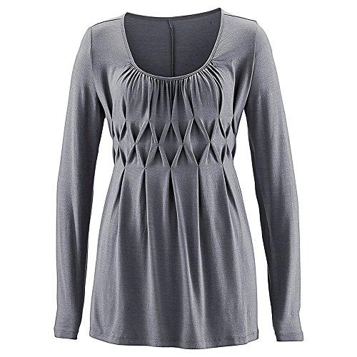 t Shirt Damen Elegante Übergröße Kurzarm Gekräuselte Geraffte Shirts Blusen Tops wm t Shirts Lässige Unregelmäßiger Saum Falten Bluse Oberteil