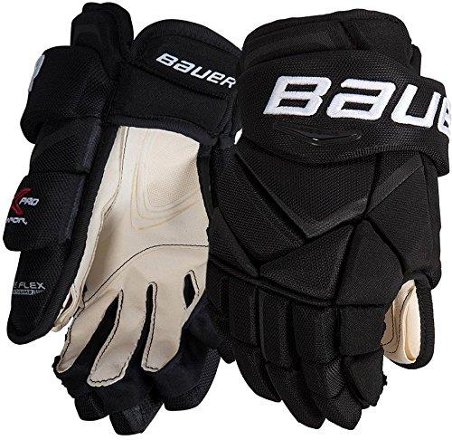 Bauer Vapor 1X Pro Handschuh Senior, Größe:14 Zoll;Farbe:schwarz